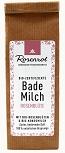 Rosenrot Bademilch, Rosenblüte, Bio, 150 g
