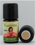 Vegaroma, Yogis Inspiration, bio, 5ml