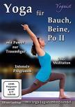DVD Yoga für Bauch, Beine, Po II mit Inga Stendel