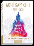 Achtsamkeit für dich - 50 Karma-Kärtchen