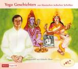 CD Hörbuch von Sukadev: Yoga Geschichten